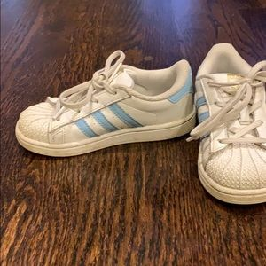 Adidas All Star toddler size 9.5